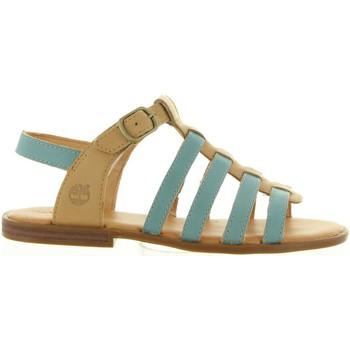 Sapatos Rapariga Sandálias Timberland A1G2D GIRLS Gris