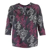 Textil Mulher Tops / Blusas Armani jeans DRENIZ Preto