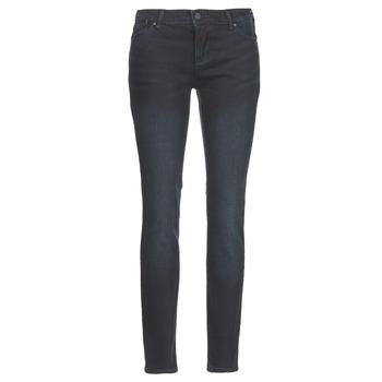 Textil Mulher Calças de ganga slim Armani jeans BOBE Azul