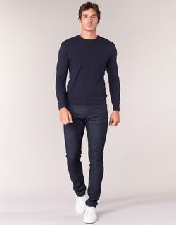 Textil Homem Calças Armani jeans GOURNA Azul