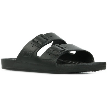 Sapatos Chinelos Moses Freedom Slippers Preto