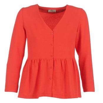 Textil Mulher Tops / Blusas Betty London HALICE Vermelho