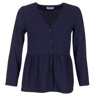 Textil Mulher Tops / Blusas Betty London HALICE Marinho