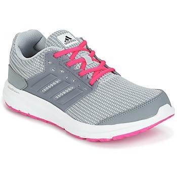 Sapatos Mulher Sapatilhas de corrida adidas Performance galaxy 3.1 w Cinza / Rosa