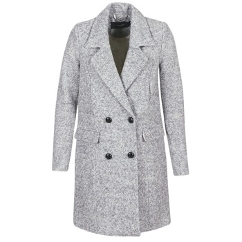 Textil Mulher Casacos Vero Moda FIESTA Cinza