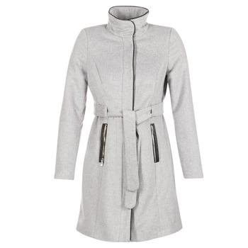 Textil Mulher Casacos Vero Moda PRATO Cinza