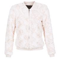 Textil Mulher Casacos/Blazers Vero Moda EVA Bege