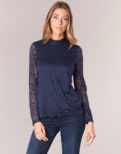 Textil Mulher Tops / Blusas Vero Moda FREJA Marinho