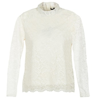 Textil Mulher Tops / Blusas Vero Moda FREJA Branco