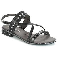 Sapatos Mulher Sandálias Tamaris  Preto