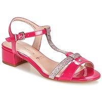 Sapatos Mulher Sandálias Tamaris  Rosa