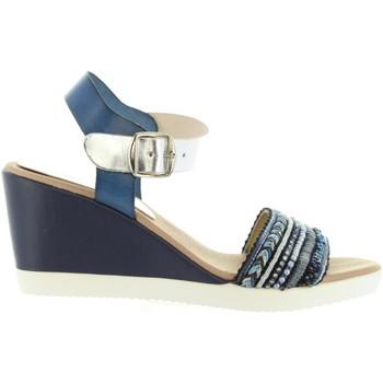 Sapatos Mulher Sandálias Cumbia 30169 Azul