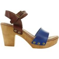 Sapatos Mulher Sandálias Cumbia 30551 Azul