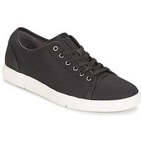 Sapatos Homem Sapatilhas Clarks Lander Cap Preto