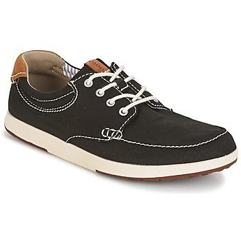 Sapatos Homem Sapatilhas Clarks Norwin Vibe Preto
