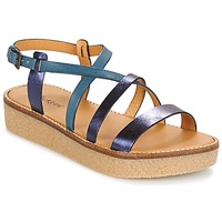 Sapatos Mulher Sandálias Kickers VALENTINA Azul