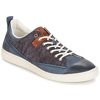 Sapatos Homem Sapatilhas Kickers SANTA FE Azul