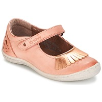 Sapatos Rapariga Sabrinas Kickers CALYPSO Coral