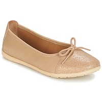 Sapatos Rapariga Sabrinas Kickers EDANA Bege