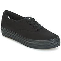 Sapatos Mulher Sapatilhas Keds TRIPLE Preto