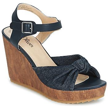 Sapatos Mulher Sandálias S.Oliver  Ganga / Comb