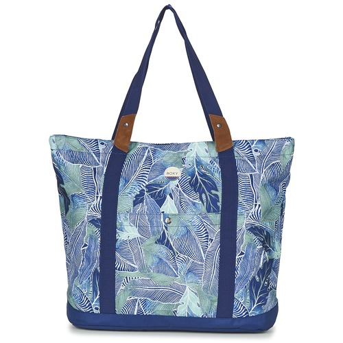 Malas Mulher Cabas / Sac shopping Roxy OTHER SIDE Azul