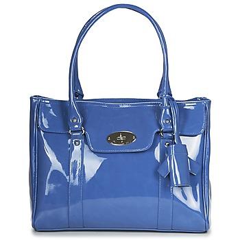 Malas Mulher Bolsa de ombro Arthur & Aston QD1306-03 Azul