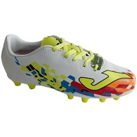 Sapatos Chuteiras Joma PROPULSION JR 402 BLANCO MULTITACO Branco