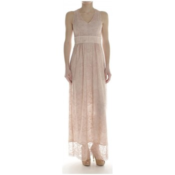 Textil Mulher Vestidos compridos Kocca Vestido RATAM Rosa