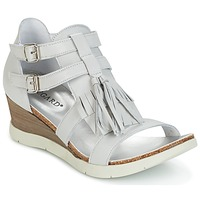 Sapatos Mulher Sandálias Regard RECALI Cinza