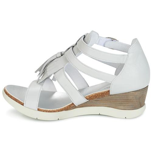 Regard Recali Cinza - Entrega Gratuita Sapatos Sandálias Mulher 5680