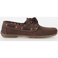 Sapatos Sapato de vela Bipedes 102C Castanho