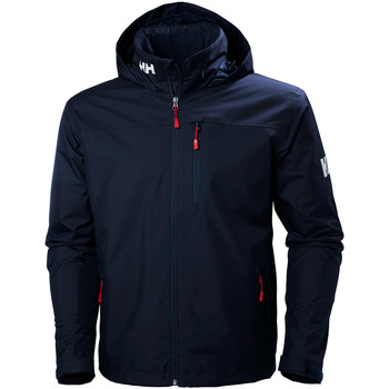 Textil Homem Corta vento Helly Hansen Crew Hooded Midlayer Jacket Azul