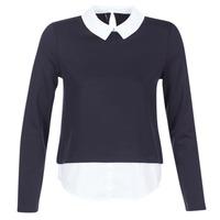 Textil Mulher Tops / Blusas Only CALLY Marinho