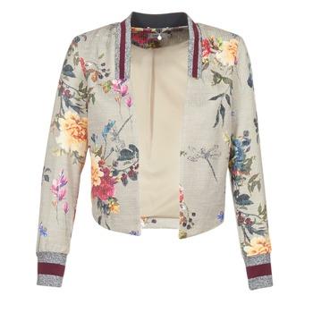 Textil Mulher Casacos/Blazers Only FLORA Cinza