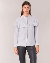 Textil Mulher camisas Moony Mood HALIS Branco