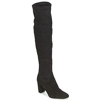Sapatos Mulher Botas altas Bocage FLORIAN Preto
