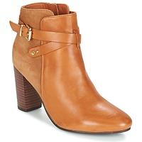 Sapatos Mulher Botins Bocage ERWAN Conhaque