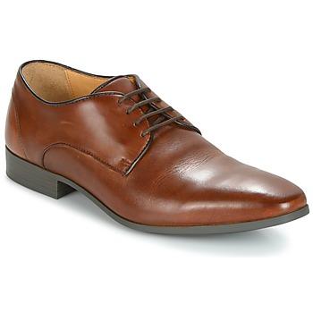 Sapatos Homem Sapatos Bocage MERCI Conhaque
