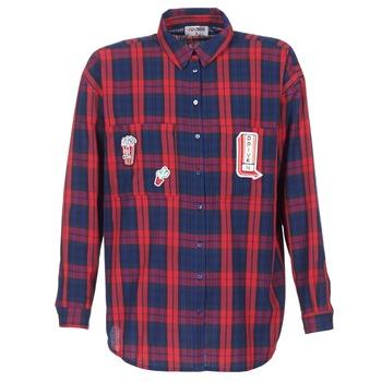 Textil Mulher camisas Yurban HERDON Vermelho