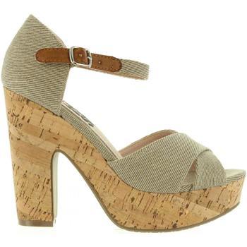Sapatos Mulher Sandálias Refresh 63254 Marr?n