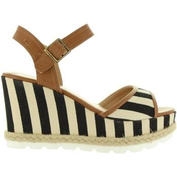 Sapatos Mulher Sandálias Refresh 63508 Negro