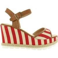 Sapatos Mulher Sandálias Refresh 63508 Rojo