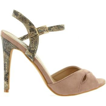 Sapatos Mulher Escarpim Refresh 63496 Marrón