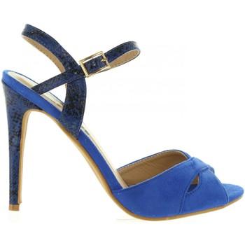 Sapatos Mulher Escarpim Refresh 63496 Azul