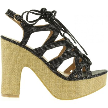 Sapatos Mulher Sandálias Refresh 63507 Negro