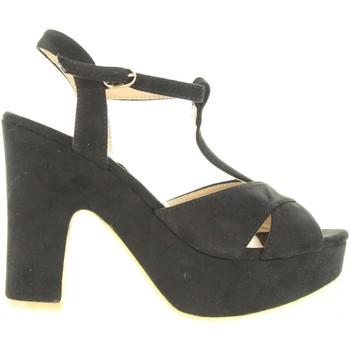 Sapatos Mulher Sandálias Refresh 63603 Negro