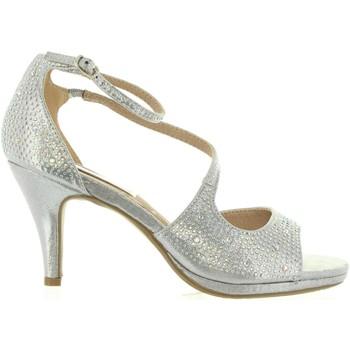 Sapatos Mulher Sandálias Xti 30572 Plateado