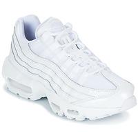 Sapatos Mulher Sapatilhas Nike AIR MAX 95 W Branco