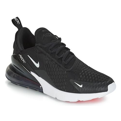 348eed6841e Nike AIR MAX 270 Preto   Cinza - Entrega gratuita com a Spartoo.pt ...